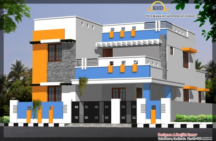 Classy House Front Elevation Ideas New At Excellent Elevations Of Residential Building Plan And Elevation In India Image
