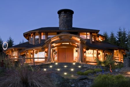 Fantastic Log Homes