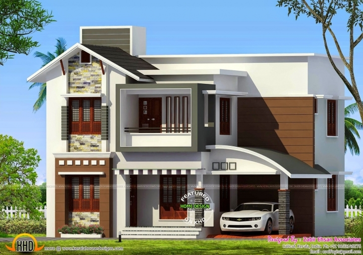 Classy January 2015 - Kerala Home Design And Floor Plans Kerala House Elevations With 3D View Pic