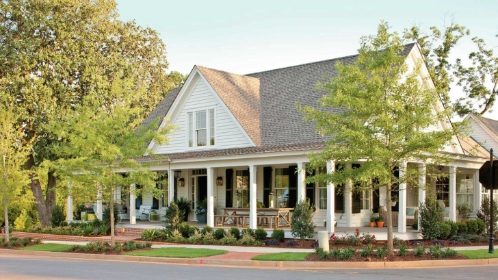 Classy Southern Living House Plans With Pictures Modern — Simple House Modern Farmhouse Plans Southern Living Picture