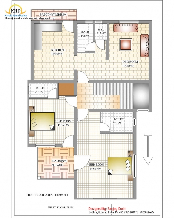 Cool 2 Bedroom House Designs In India 3 Bedroom Duplex House Design Plans 3 Bedroom House Plan In India Photo