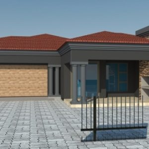 3 Bedroom Tuscan House Plans In South Africa