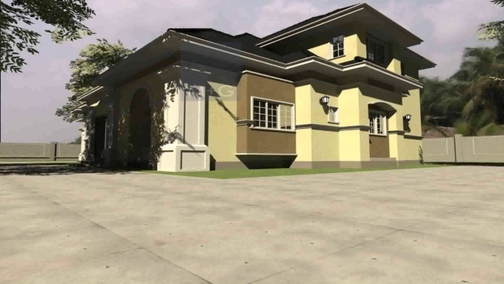 Cool 6 Bedroom Bungalow House Plans In Nigeria - Youtube 6 Bedroom Bungalow House Plans In Nigeria Pic