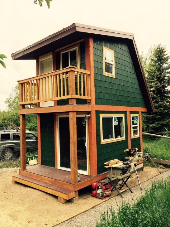 Cool Ceramic Studio - Tiny House Swoon Tiny House Swoon Photo