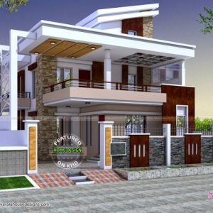 New Indian House Design 2017