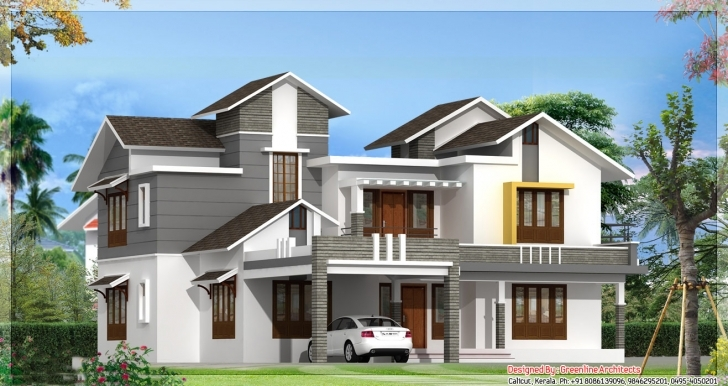Cool Kerala Home Design New - Building Plans Online | #15535 New House Images Kerala Pic
