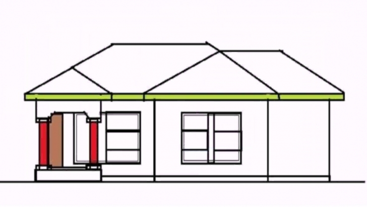 Cool Rdp House Plans Designs - Youtube Rdp Houses Designs 4 Bedroom Pic
