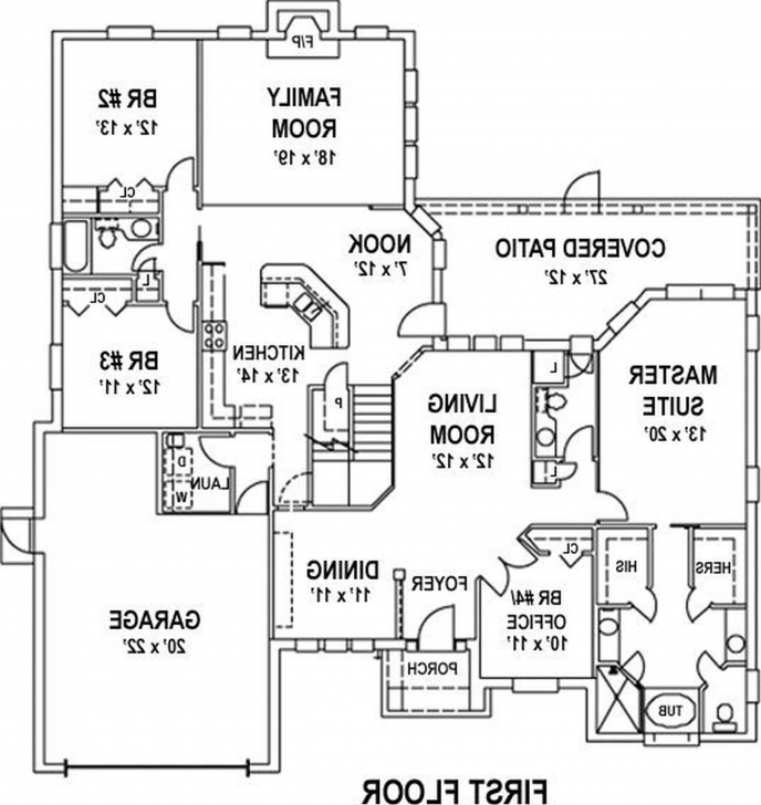 Cool Simple 2 Bedroom House Floor Plans New Small Simple House Plans 13X50 House Plan Image