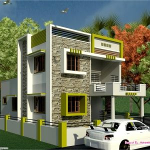 Small House Plans In South Indian Style