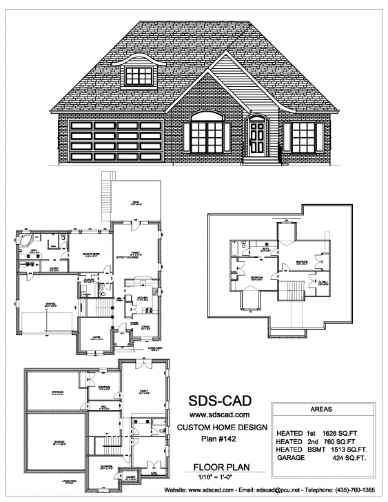 Exquisite 75 Complete House Plans Blueprints Construction Documents From House Complete Plans And Designs Picture
