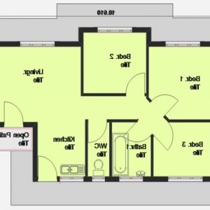 Simple 3 Bedroom House Plans South Africa