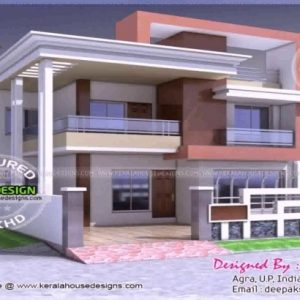 Indian House Front Design