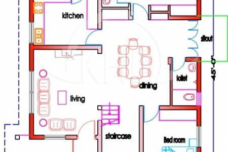 1000 Sq Ft House Plans With Vastu