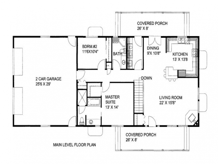 Fantastic 1500 Square Foot House Plans 2 Bedroom 1300 Square Foot, 1300 Sq Ft 1500 Sq Ft House Plans 2 Bedrooms Pic