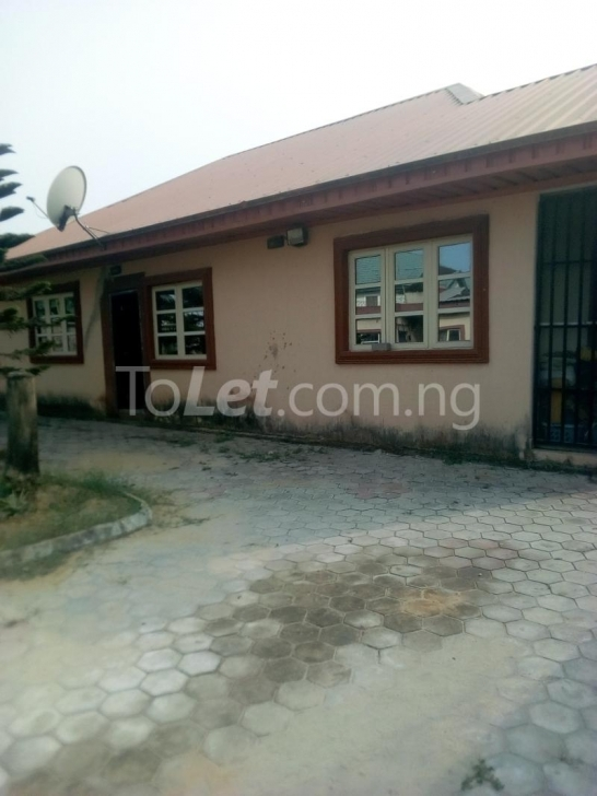 Fantastic 3 Bedroom Bungalow For Rent - Sangotedo Ajah Lagos (Pid: P9244) Three Bedroom Bungalows To Rent Picture