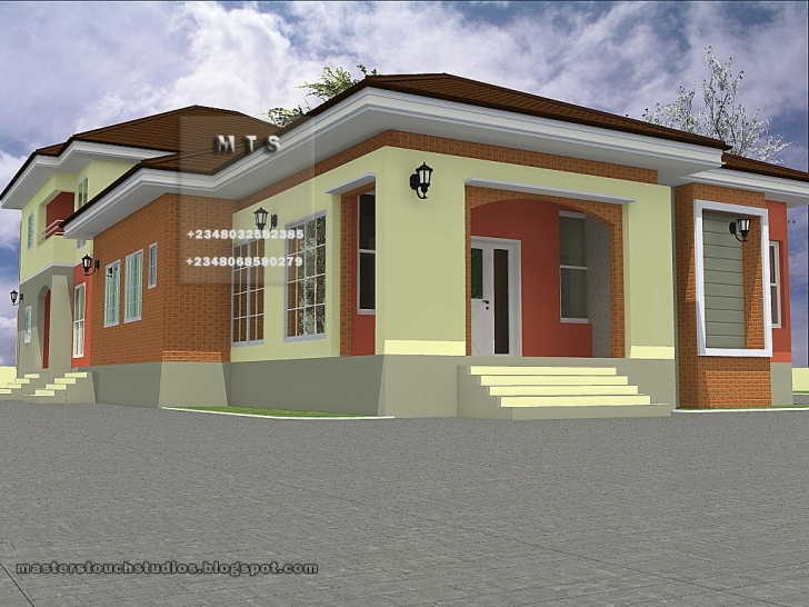 Fantastic 3 Bedroom Bungalow House Design Modern 3 Bedroom Bungalow Designs Modern 3 Bedroom Bungalow Designs Picture