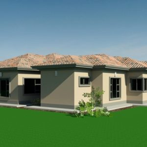 Beautiful House Plan In Limpopo