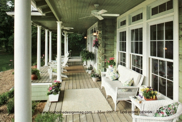 Fantastic Color Options: Tips For Painting Or Staining Interior Log Walls Or Painted Log Homes Exterior Pic