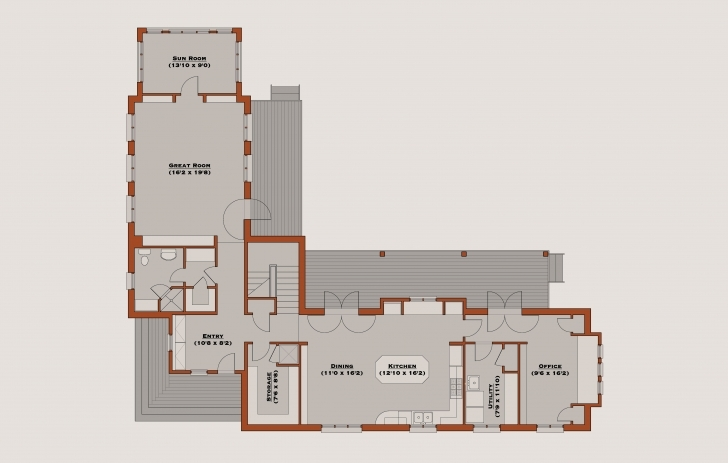 Fantastic Home Plans L-Shaped Garage | The Best Wallpaper Of The Furniture L Shaped House Plans Ireland Pic