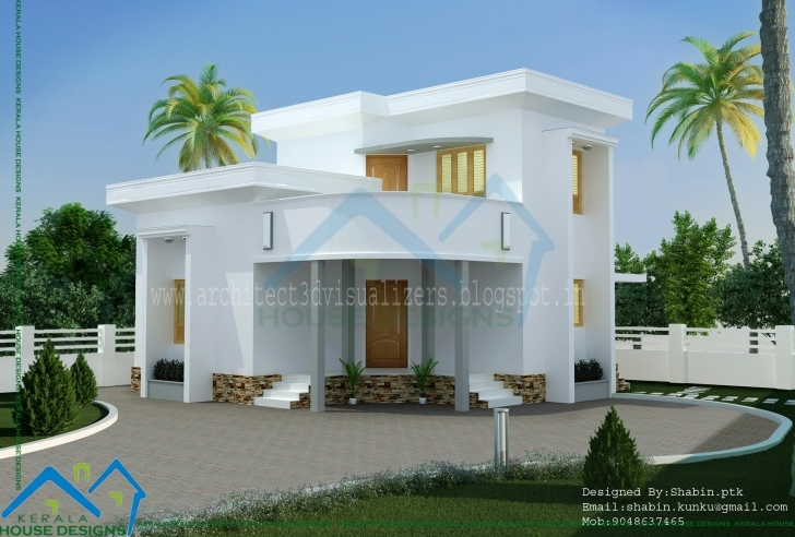 Fantastic House: Kerala Model Small House Plans Small House Model Kerala Pic