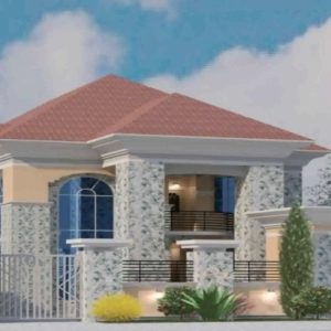 Nigerian House Plan