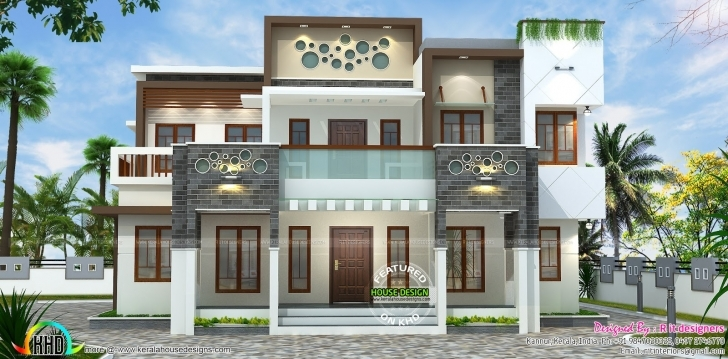 Fantastic January 2016 - Kerala Home Design And Floor Plans Kerala House Front Elevation Designs Photo