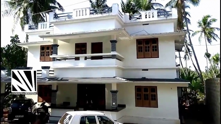 Fantastic Kerala House Model - Low Cost Beautiful House Video 2017 - Youtube 2017 Veedu House Models Pic