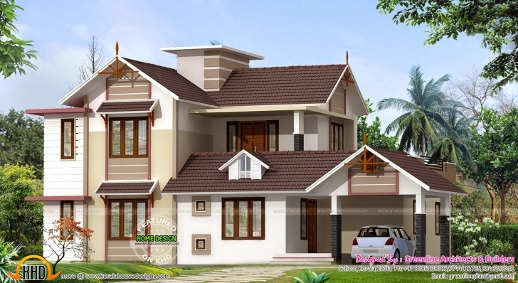 Fantastic New Design House Plans - Luxamcc New House Plans 2017 India Photo