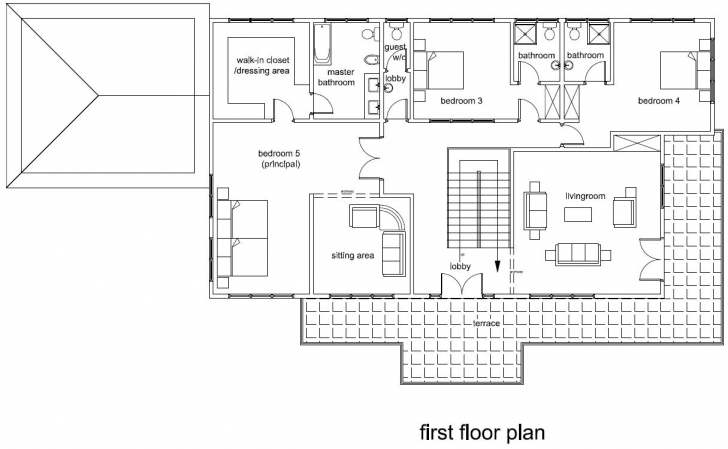 Fantastic Nigerian House Plans | Musicdna Nigerian House Floor Plan Photo