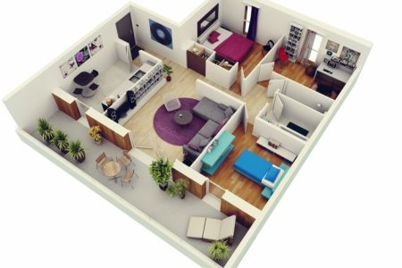 Simple 3 Bedroom House Plans With Photos