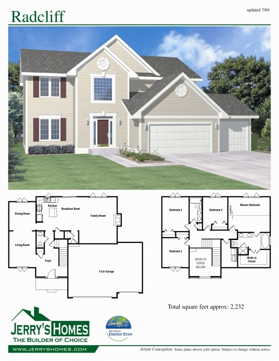 Fantastic Uncategorized : Modern Split Level House Plan Superb In Stunning 3 Simple Storey On A Half Plot Photo