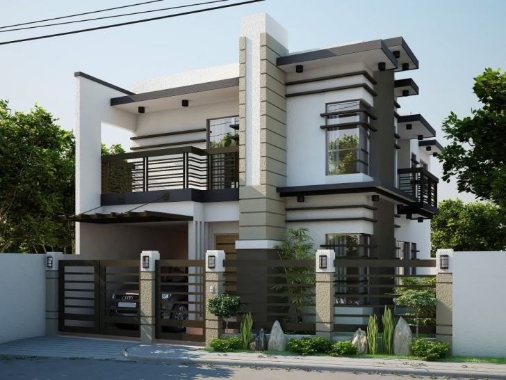 Fantastic Vibrant Inspiration New Model House Design Philippines 2014 1 One New Model House 2017 Pic