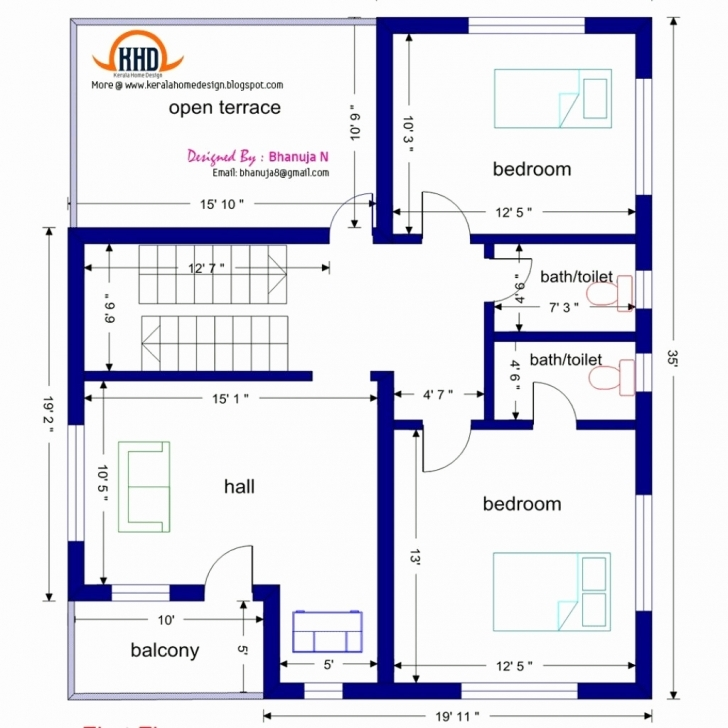 Fascinating 1200 Square Feet House Plans India Fresh 4 Bedroom House Plans Under Indian House Plans For 1500 Square Feet Pic