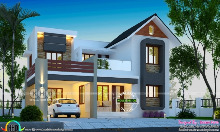 Fascinating 2017 - Kerala Home Design And Floor Plans House Design In Kerala Photo