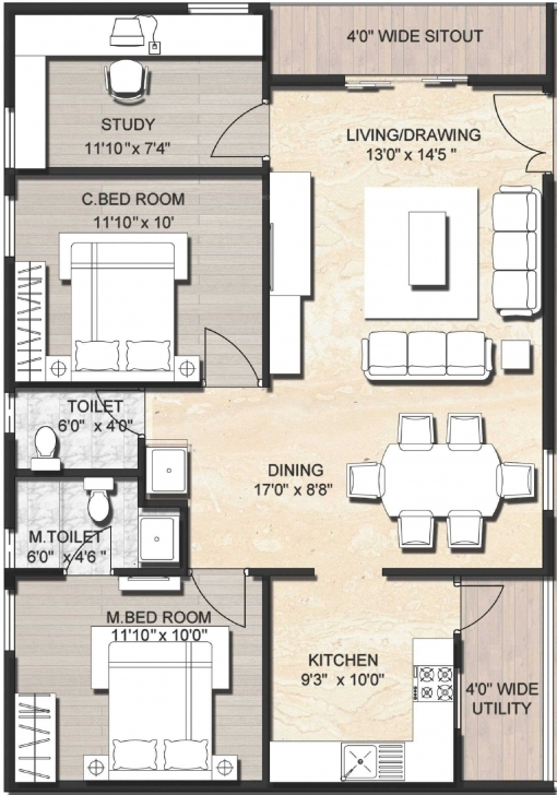 Fascinating 900 Sq Ft House Plans In Tamilnadu Style Ideas Row Plan Design For 1200 Sq Ft House Plan With Car Parking In Tamilnadu Picture