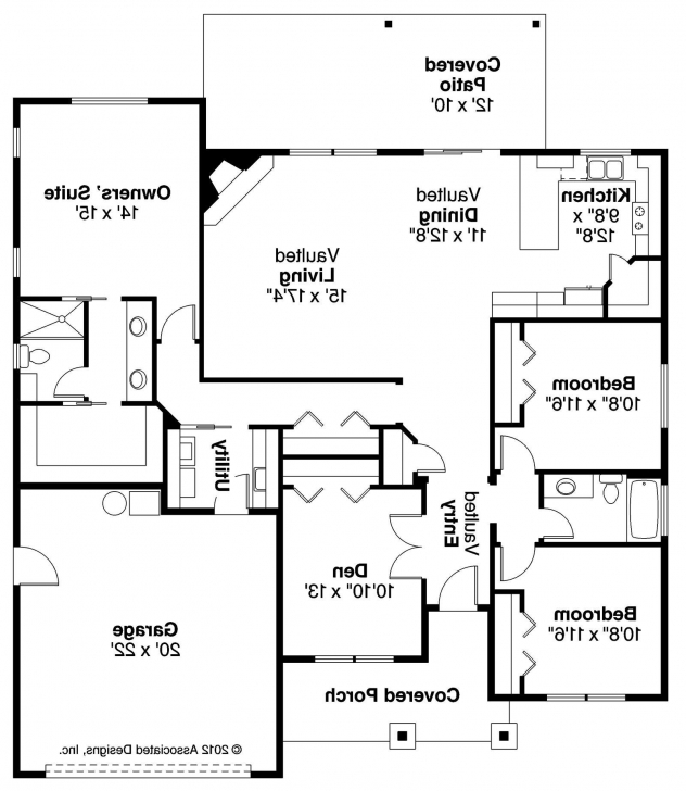 Fascinating Apartments. House Floor Plan Design: Bedroom Designs Small House Nairaland Architectural Plans Pic