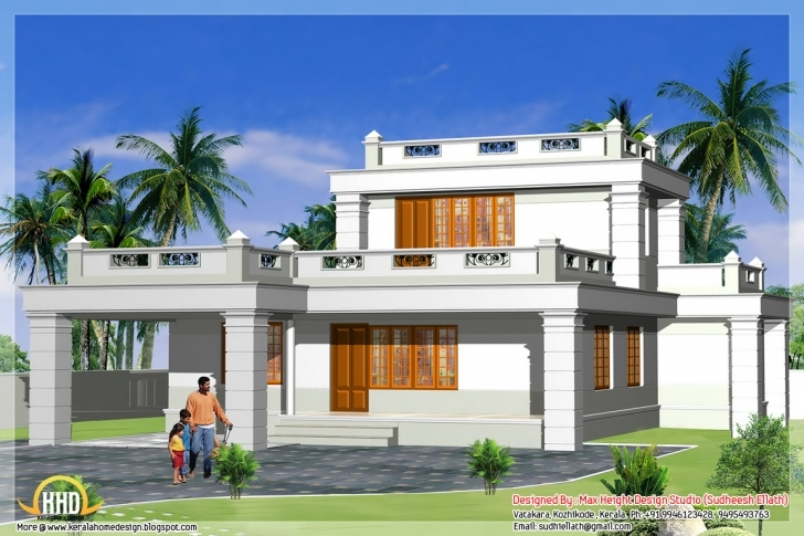 Fascinating House Elevation Photos | The Best Wallpaper Indian House Photo Gallery Download Picture