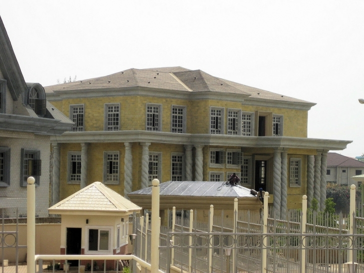 Fascinating Mansions In Nigeria (Pics) - You Can Post More Pictures - Properties Beautiful Mansions In Nigeria Pic