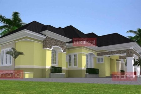 Bungalow Floor Plans In Nigeria