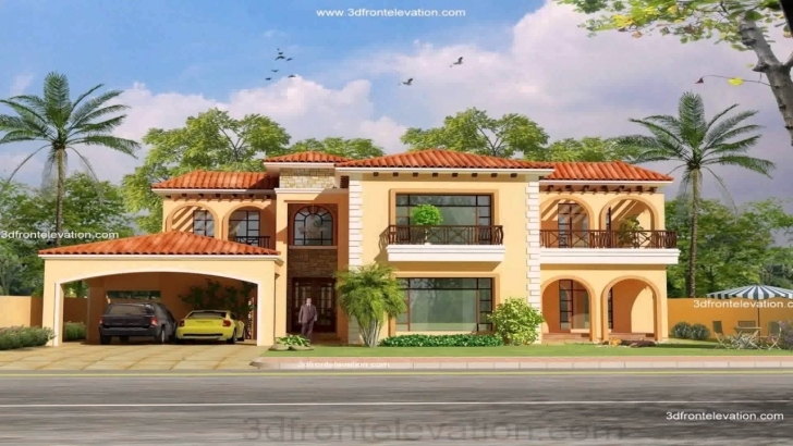 Fascinating Pakistani House Front Elevation Designs - Youtube Pakistani House Front Elevation Designs Pic