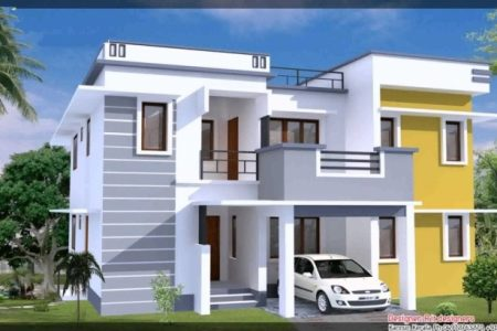 Small Duplex House Plans Indian Style