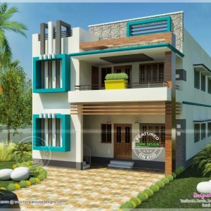 South Indian Style Small House Plans With Photos