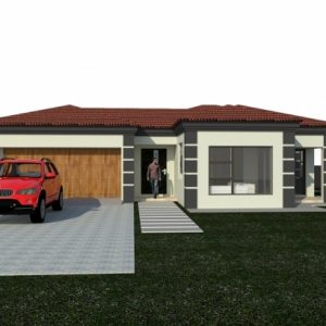 Modern House Plans In Limpopo