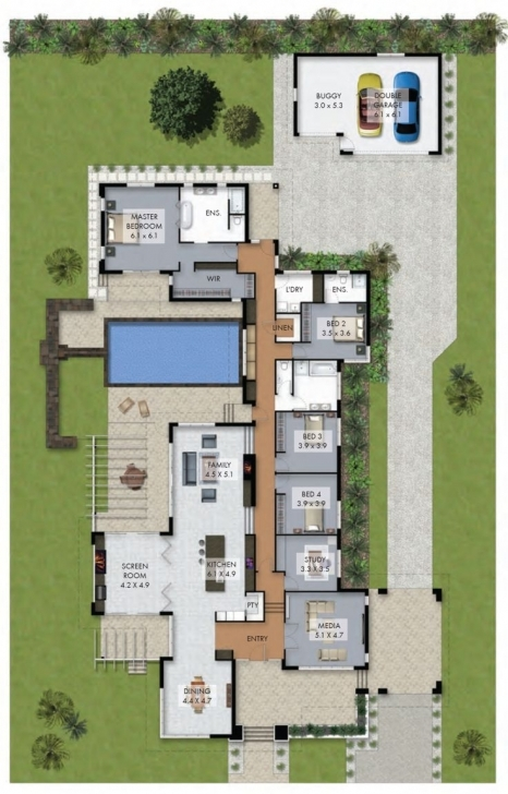 Good 147 Best Dreamy House Floor Plans Images On Pinterest | Future House 3 Good Bedrooms House Plan Soise Com Photo