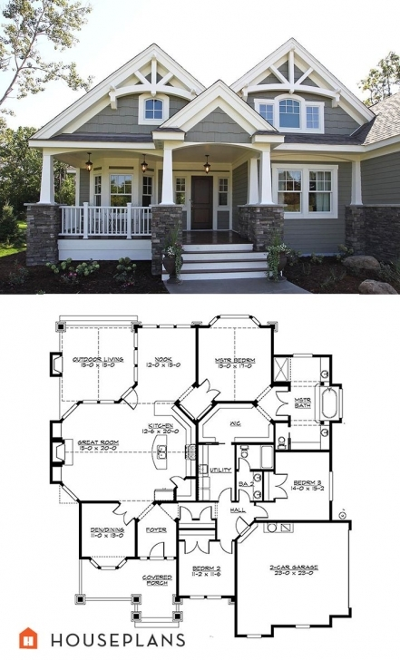 Good 22 Best House Floor Plans Images On Pinterest | Dream House Plans 3 Good Bedrooms House Plan Soise Com Photo