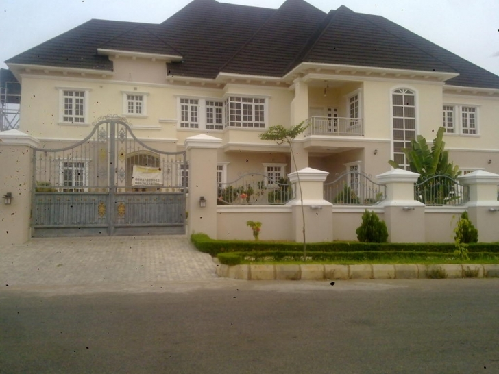 Good 5-Bedroom-Flat-Stoly-Building-Houses-For-Sale-At-Gwarinpa-Abuja House In Abuja Nigeria Image
