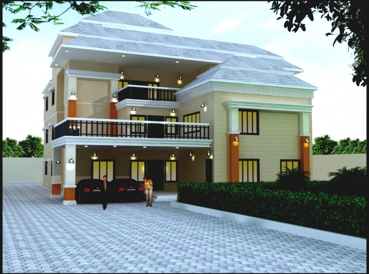 Good Design : Architect House Design India Homes Floor Plans Modern House Photo Gallery Indian Style Photo