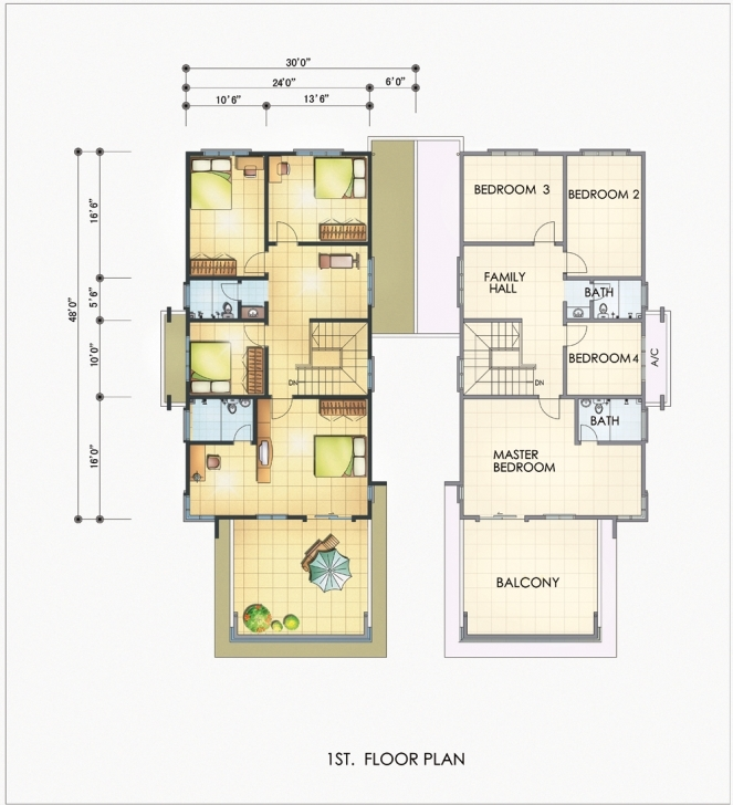 Good Extremely Ideas 14 Building Plans For 20X60 Plot 20 X 60 House Plans 20*60 House Plan 3D Photo