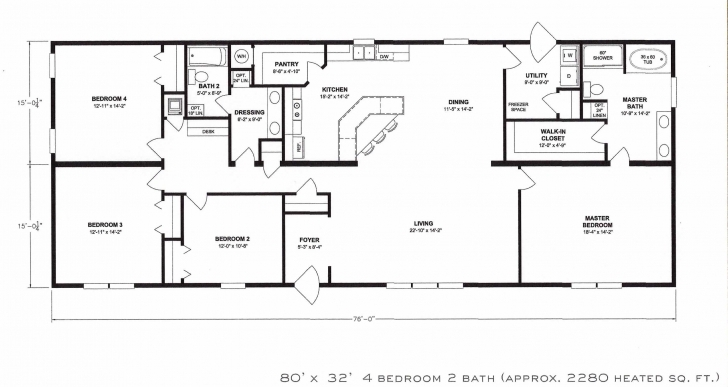 Good Floor Plans For A Four Bedroom House Ideas Fresh Story Bath French Four Bedroom Floor Plans Image