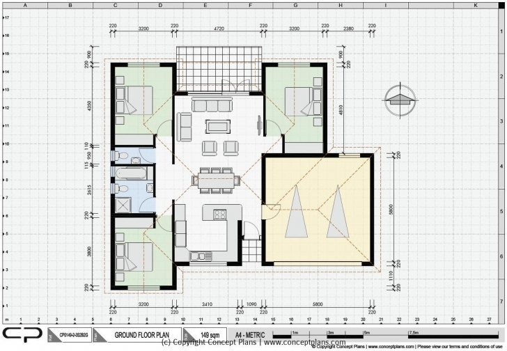 Good Greater Than 20+ Flawless Autocad Home Plans Drawings Free Download 2D Plan Images Free Download Pic